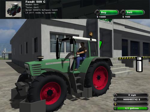 Fendt Farmer 308 Turbomatik