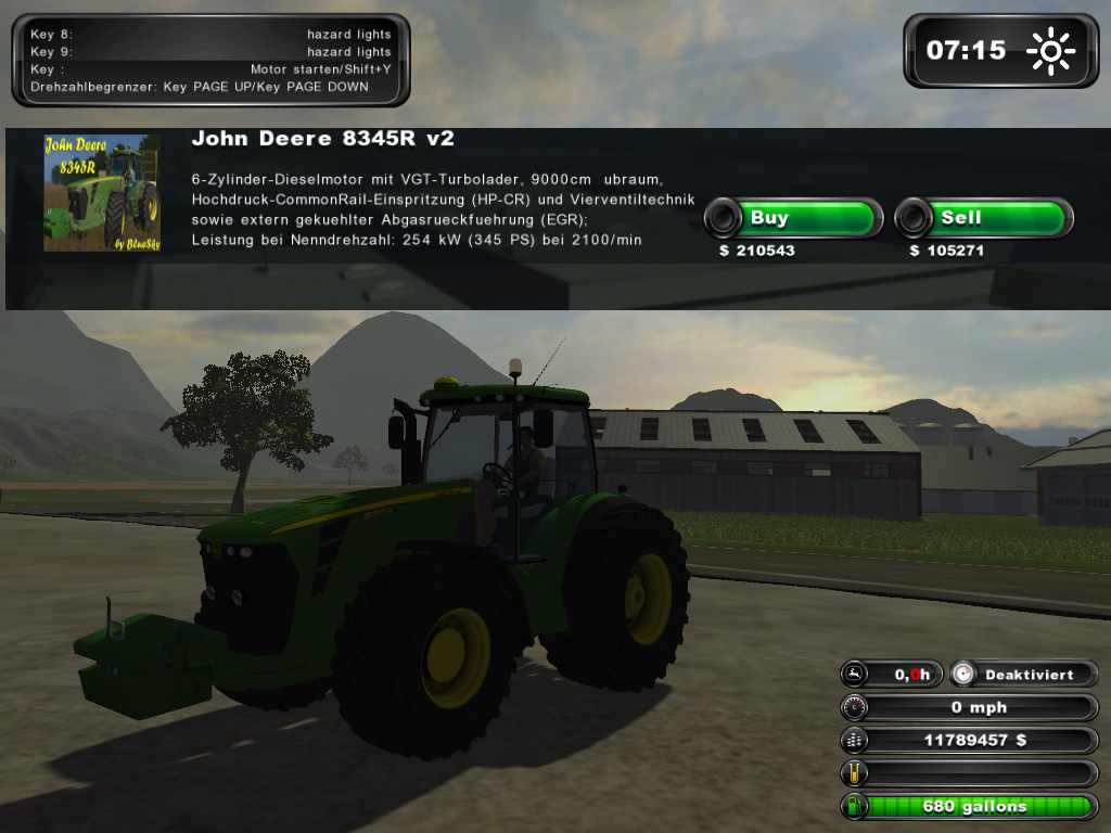 JohnDeere8345R