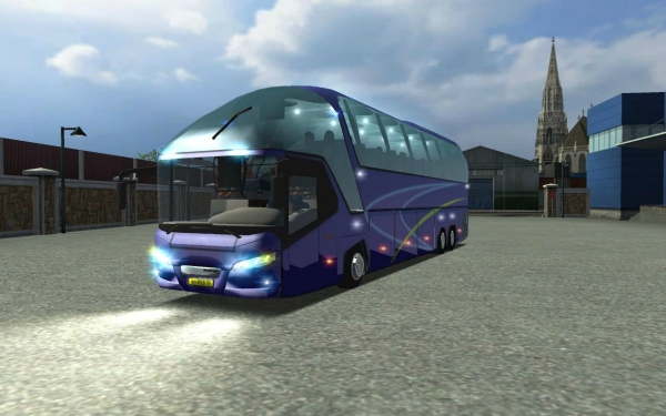 Neoplan Starliner bus GTS