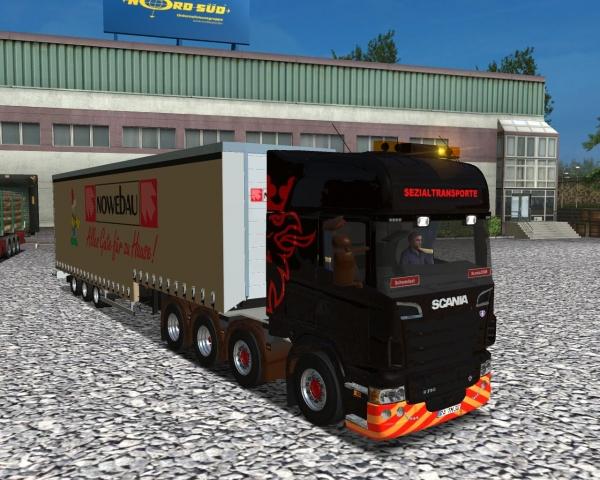 SCANIA R730 8X4 GTS