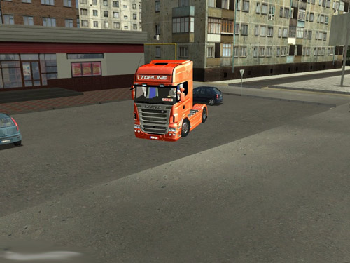 Scania R Series (ETSMod)
