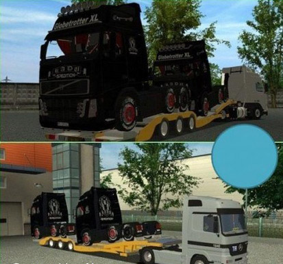 Truck Trailers ETS