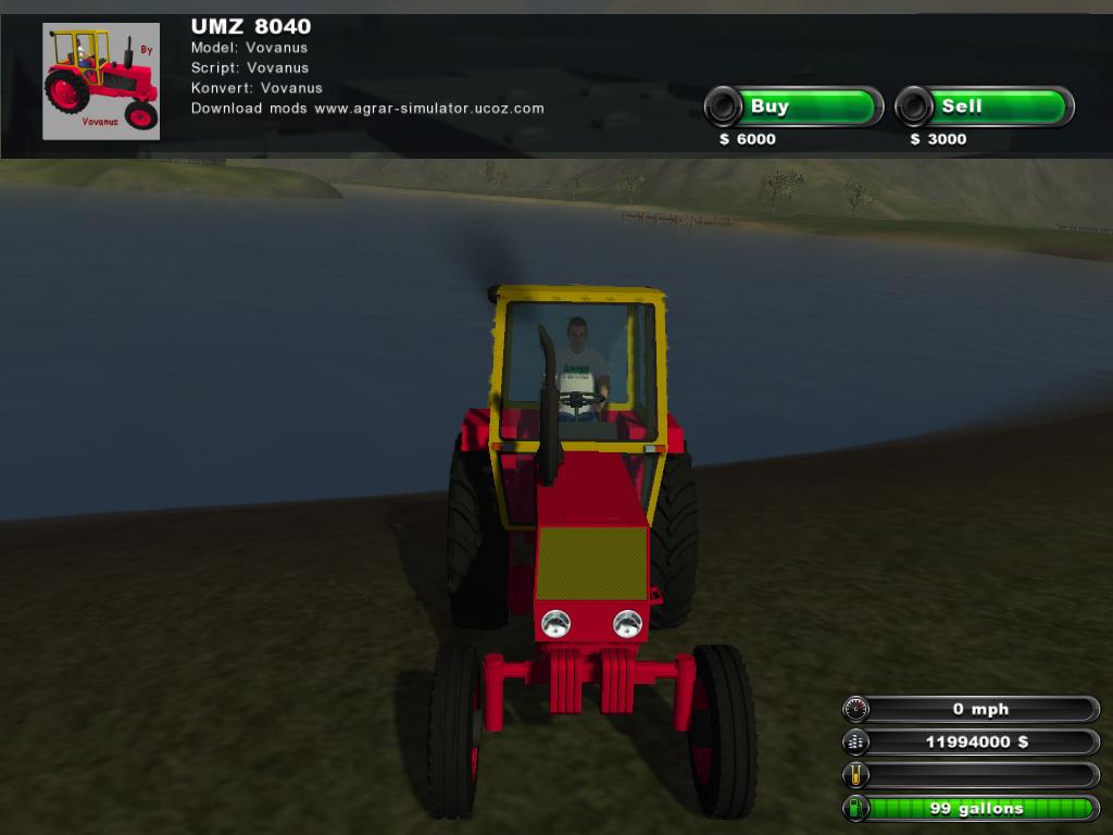 UMZ8040