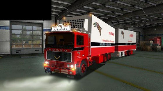 Volvo F12 BDF GTS