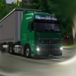 Volvo FH 12 Transimeksa Transport GTS