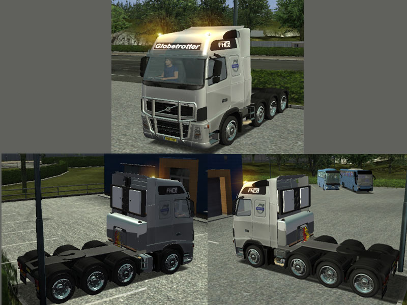 Volvo FH16 UKTS