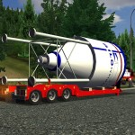 Silo Transport Trailers ETS