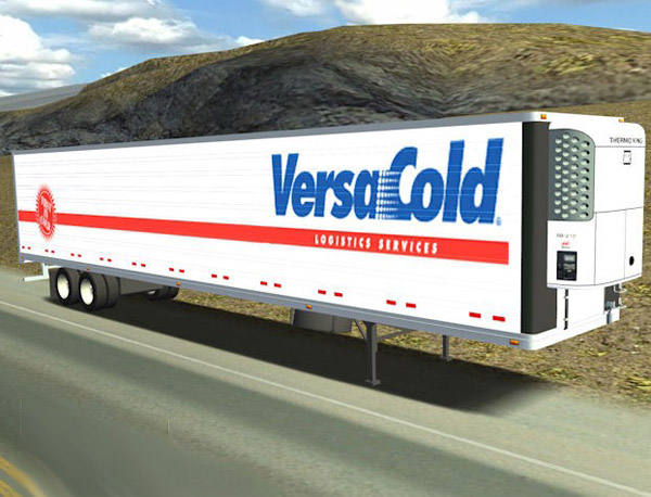 Cold Air Trailer (Haulin 18Wos)