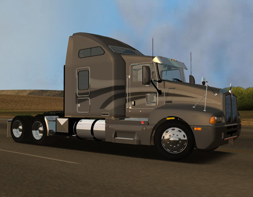 Kenworth T600 Studio Sleeper  18 WoSHaulin