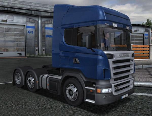 Scania 6×2
