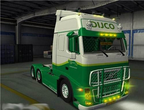 Volvo-Dijco kopya
