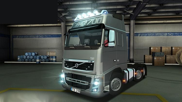 Volvo FH16 German Truck Simulator