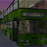 MAN D87R  Bus – OMSI Bus Simulator