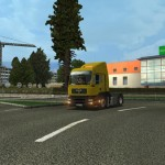 Man Tga 18.480 For UK Truck Simulator