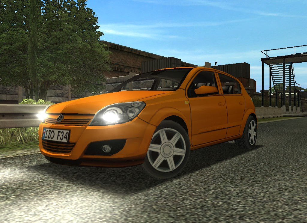 Opel Corsa For GTS