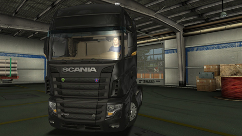 Scania R700 New 2013 Model Scania For GTS