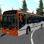 Scania Bus – Omsi Bus Simulator