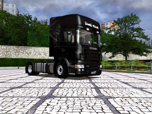 Scania R500 For ETS