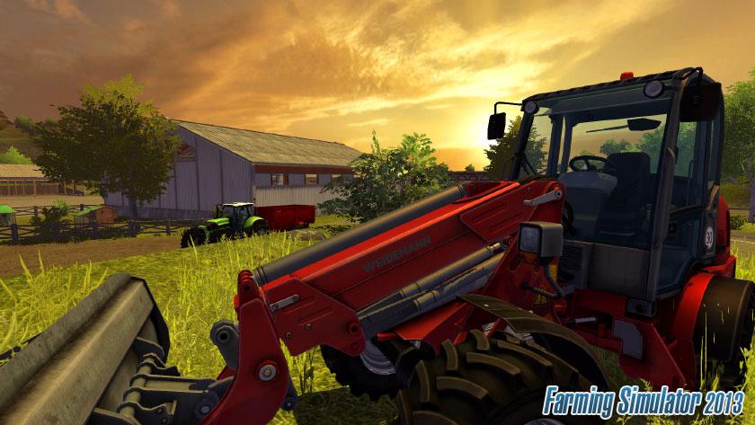 Farming simulator 2013 Real Screenshots !