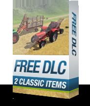 Free DLC Pack -Classic Bale