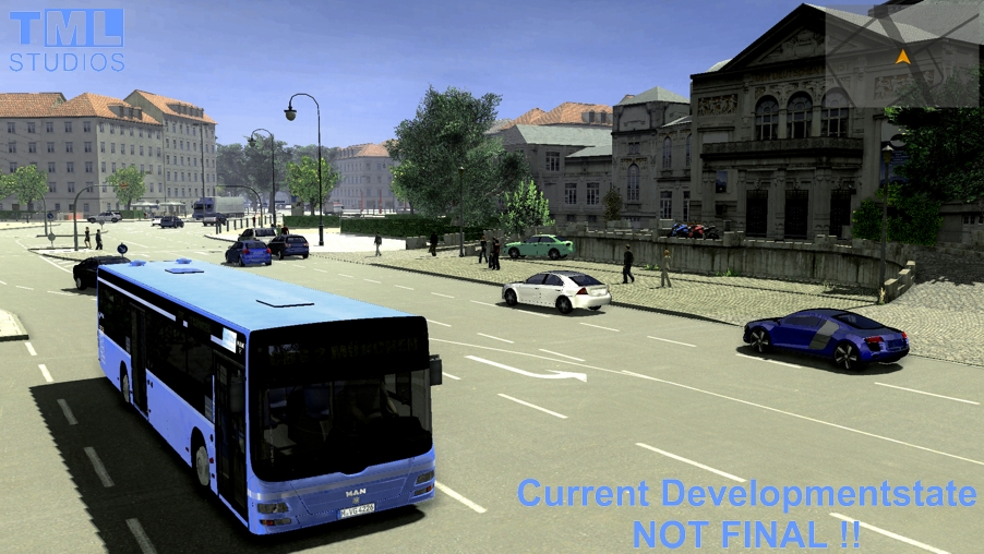 City Bus Simulator München TML Studios ScreenShots
