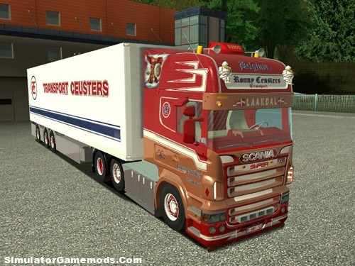 Combo Ceusters Scania