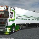 Patrick Hoeven Kombo Euro Truck Simulator