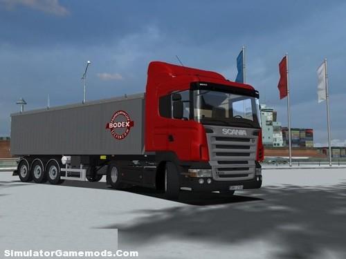 Scania-R400