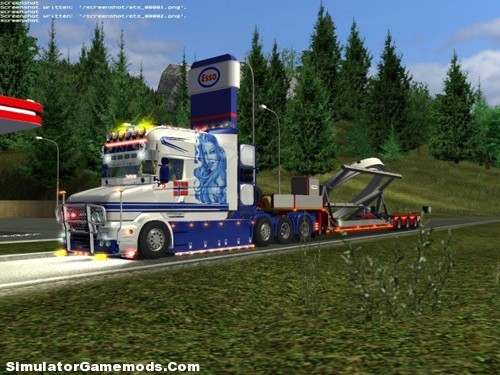 Scania longliner T 620