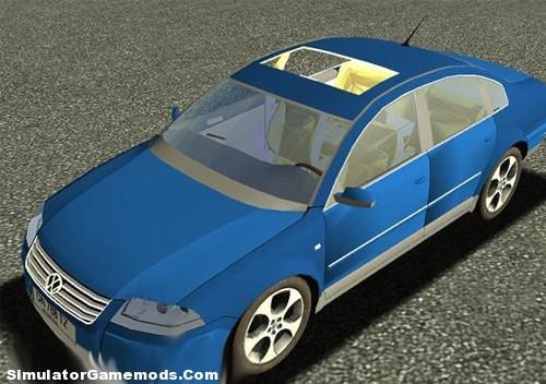 Volkswagen-Passat-W8
