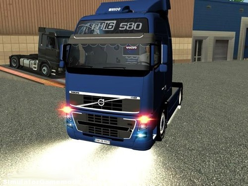 Volvo FH08