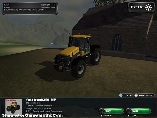 Fast Tractor 8250