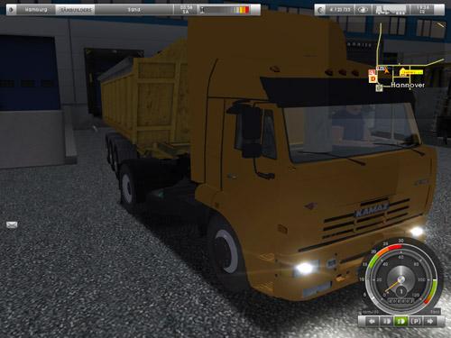 Kamaz 4560 For GTS
