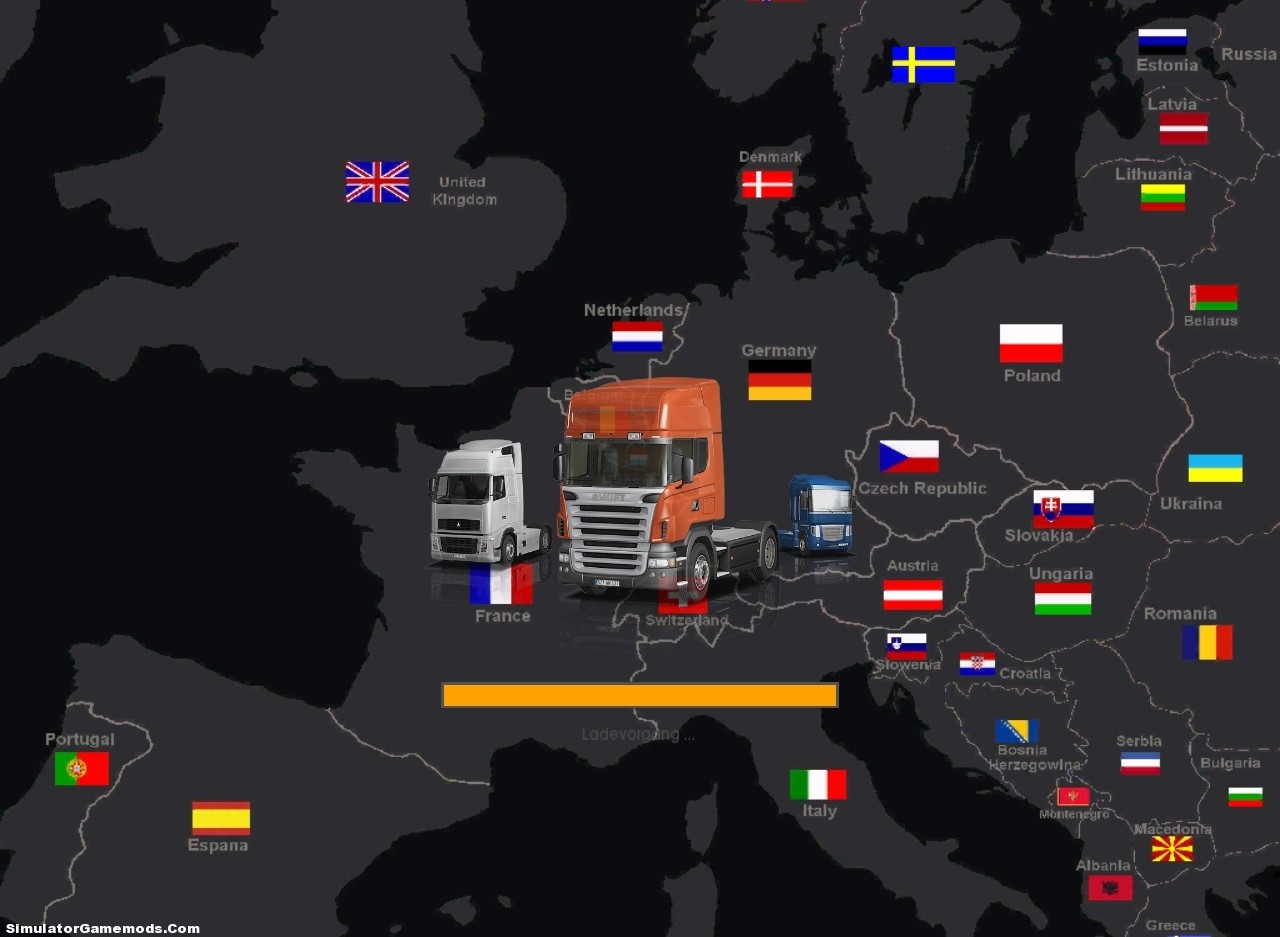 European Merlinata Map V7.0 GTS