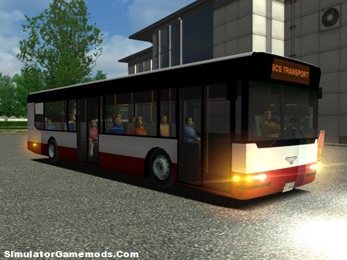 Remark City Bus For ETS