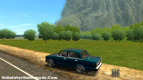 Vaz 2107 Game Version(2.2.8)