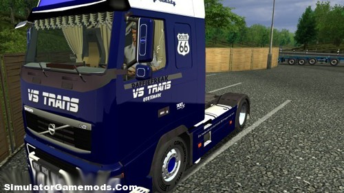 volvo FH16 VS Trans