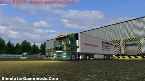 Gartner Combo Euro Truck Simulator