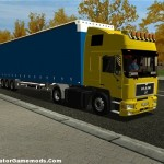 MAN F902 Euro Truck Simulator