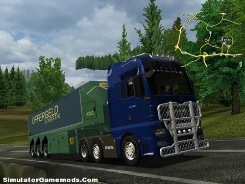 MAN Euro Truck Simulator