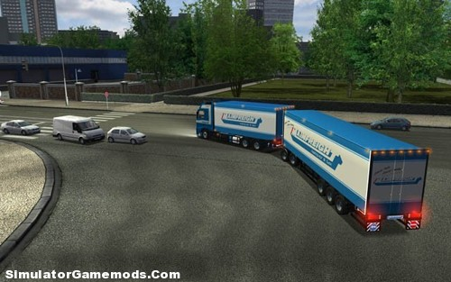 Volvo FH12 German Truck Simulator