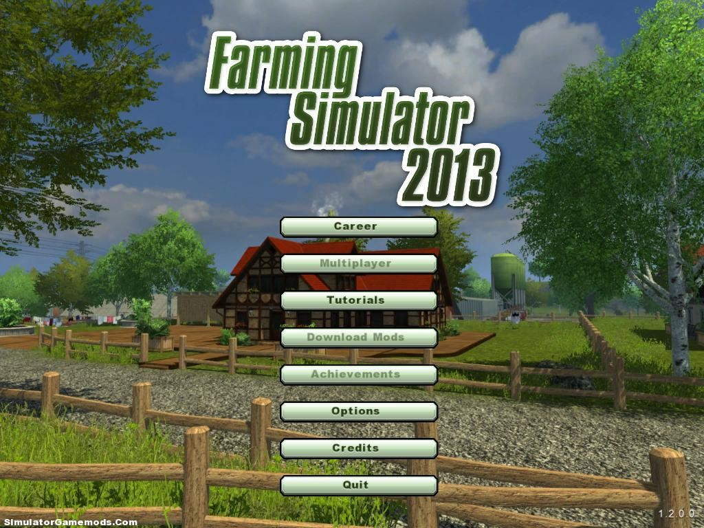 Farming Simulator 2013 First Pictures :) » Simulator Games Mods