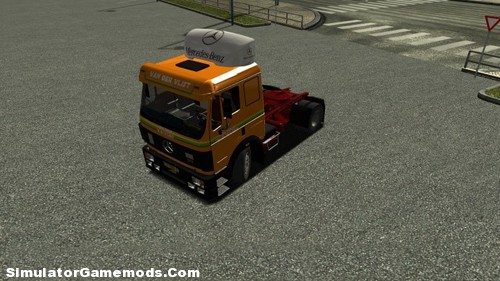 Mercedes SK1 Euro Truck Simulator