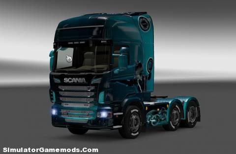 Scania Tron [ETS2]