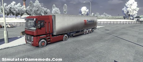 Dirty Trailers [ETS2]