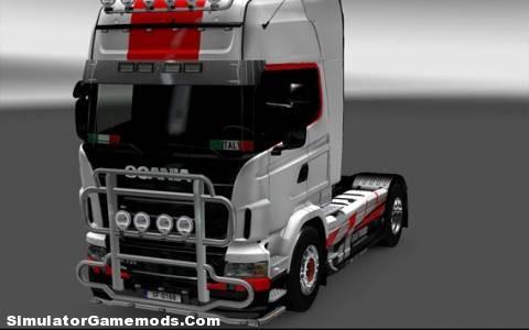 Scania Ä°talian [ETS2]