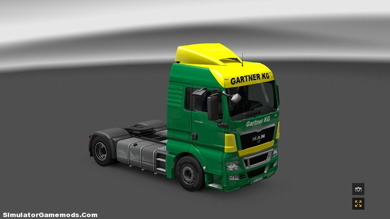 MAN Gartner [ETS2]