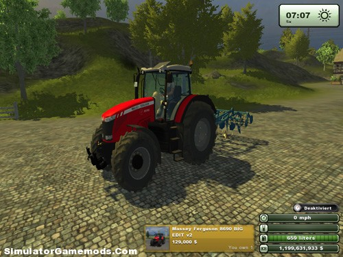 Massey Ferguson 8690 Version 2.0