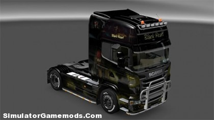 Scania Black Pearl [ETS2]