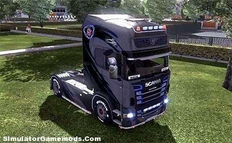 Scania Martin  Euro Truck Simulator 2